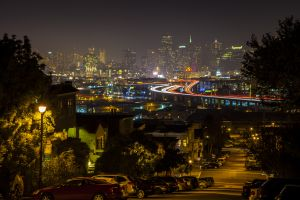 San Francisco at Night 7