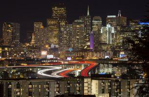 San Francisco at Night 10