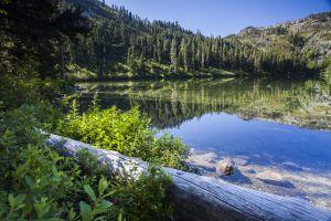 Lake Siskiyou near Mount Shasta