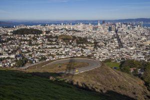 San Francisco from Twin Peaks