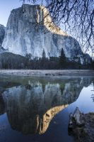 Yosemite Sunrise Reflection