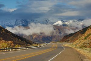 Along Highway 6 near Spanish Fork, Utah