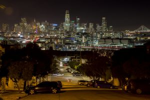 San Francisco at Night 1