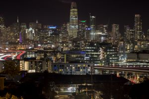 San Francisco at Night 2