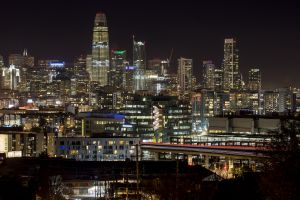 San Francisco at Night 3