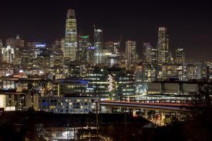 San Francisco at Night 3