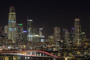 San Francisco at Night 4